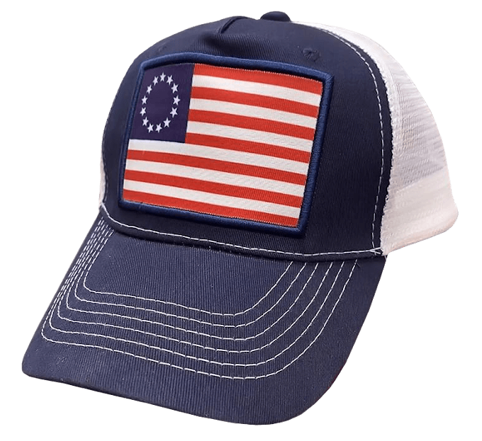 Free Betsy Ross Flag Hat