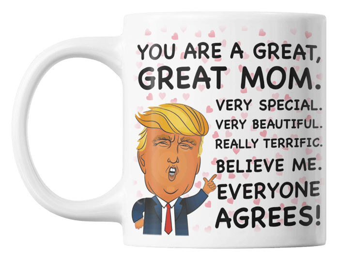 Trump Mother's Day Coffee Mug