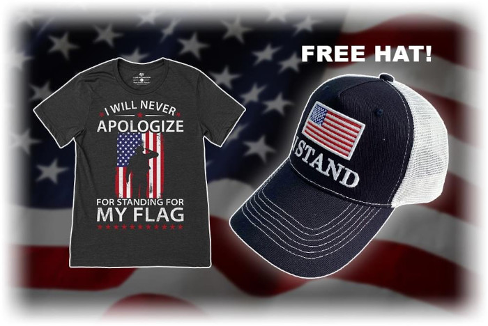 I Will Never Apologize, I Stand Bundle