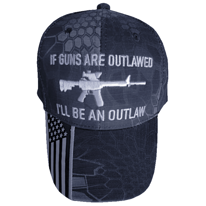if guns are outlawed hat