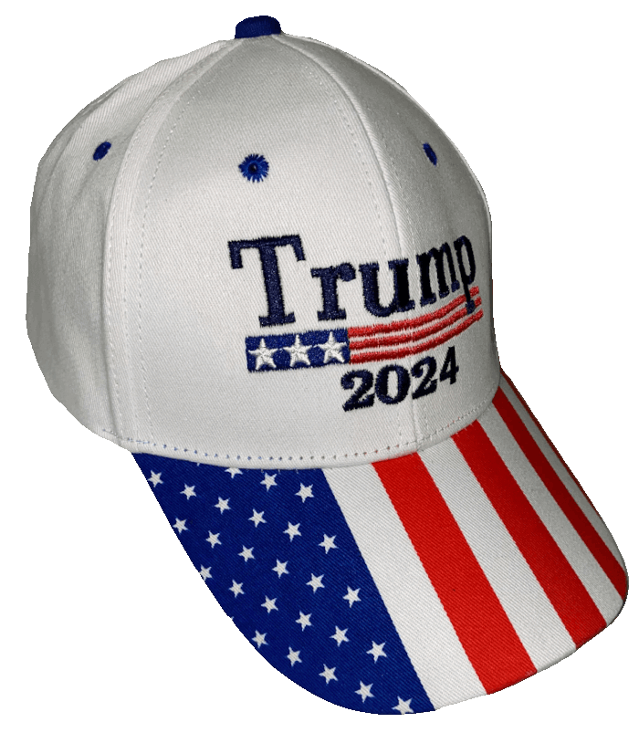 Trump 2024 Patriotic Hat
